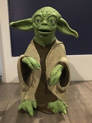 Star Wars Yoda Applause Puppet (1999)