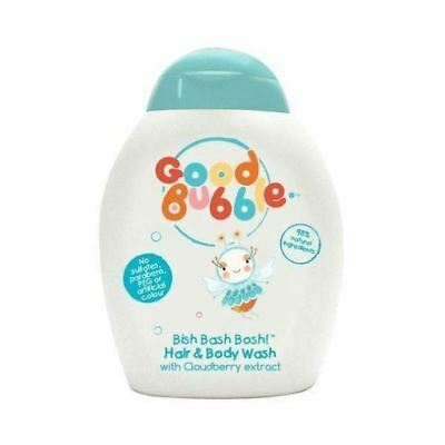Good Bubble Cloudberry Extract Hair & Body Wash [250ml] x 9 Pack