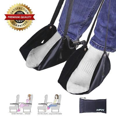 Airplane Train Foot Foot Hammock Office Accessories Gift FROM US