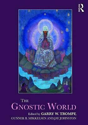 Gnostic World Hardcover Book Free Shipping!