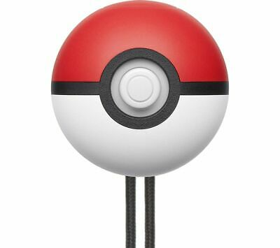 NINTENDO Switch Poke Ball Plus Controller - Red & White - Currys