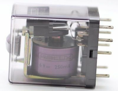 TYPE-Co2 RALUX 5A 220V RELAY NOS 1PC. CA302U1F050617