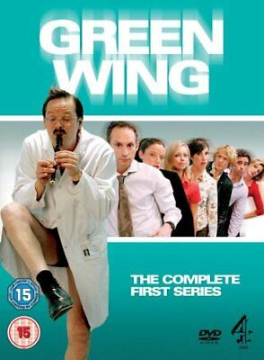 Green Wing Series 1 [DVD], New, DVD, FREE & Fast Delivery