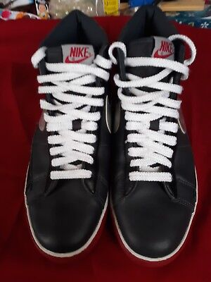 buy online e65a9 29843 Nike Blazer High Anthacite Silver Sneakers Athletic Shoes Size 10,  315877-001