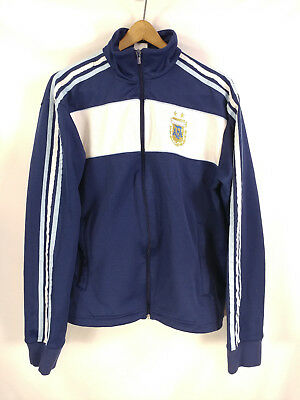 2e19ff13b1f 2006 Adidas Argentina Soccer Track Suit Fifa World Cup Jacket Large