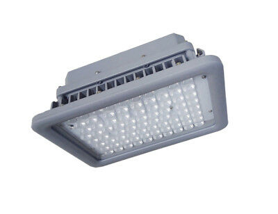 Explosion proof LED Lighting CI D2, 60W 8400 Lum. 5000K, 320W HID replacement
