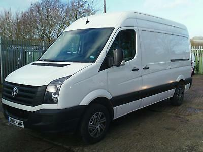 Volkswagen Crafter CR35 TDI 109ps MWB DIESEL MANUAL 2016/16