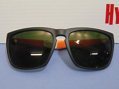 d4cf7b3b095 Electric Knoxville XL Matte Black Sunglasses White Orange 4220 Made in  Italy NEW