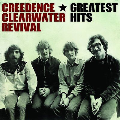 Greatest Hits [4/29] by Creedence Clearwater Revival (CD, Apr-2014) NEW