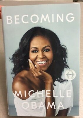 Michelle Obama - Becoming Hardcover Book – November 13, 2018