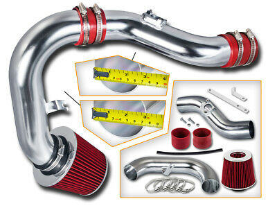 BCP RED For 2002-2006 WRX/STi 2.0L/2.5L Turbo Cold Air Intake Kit
