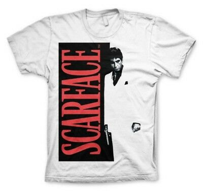 Scarface Christmas T Shirt Let It Snow Al Pacino Tony Montana