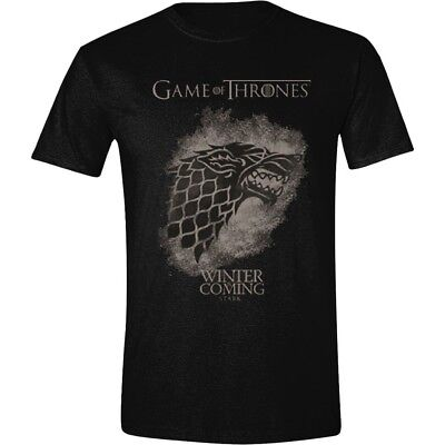 T-shirt Game of Thrones Stark Spray Winter is coming men's sweater official
