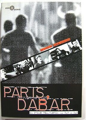 Dvd Paris, Dabar of Paolo Angelini documentary road-movie 2001 Used