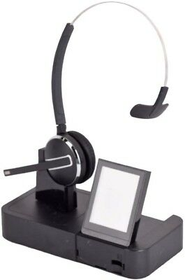 0ede852620d Jabra PRO 9400BS Wireless Touschscreen Headset Charger Dock Station w/ Headset