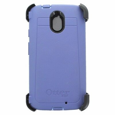 OtterBox Defender Case for Motorola Droid Turbo 2 - Purple & Black Cover OEM