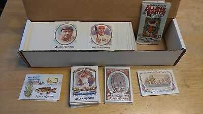 2017 TOPPS ALLEN & GINTER Card LOT COMPLETE YOUR SET You Pick 25 Base Insert SP