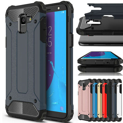 Shockproof Armor Case Cover For Samsung Galaxy J3 J5 J7 Pro J8 J6 J4 Plus 2018