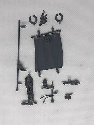 Warhammer Age of Sigmar empire free peoples Greatsword command standard musician