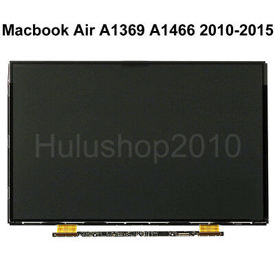 "New 13.3"" For Apple Macbook Air A1369 A1466 LED LCD Display Screen Replace Part"
