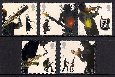 GB 2006 Commemorative Stamps~Sounds of Britain~Unmounted Mint  Set~UK Seller