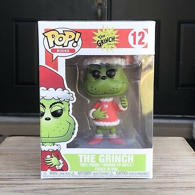 Funko Pop! The Grinch #12 Dr. Seuss