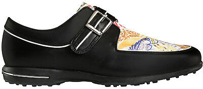 FootJoy Tailored Collection Womens Golf Shoes 91651 Black Graffiti - 9.5  MEDIUM 0198cf2f4f4