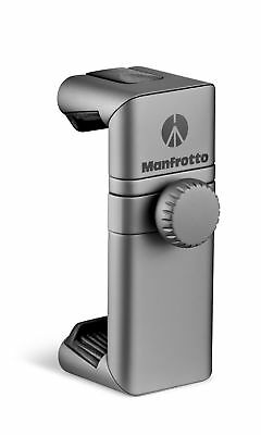 Manfrotto Universal Smartphone Clamp with Twist Grip for Tripod/Mount