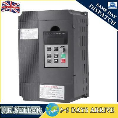 AC220V 2.2kW 3-Phase Variable Frequency Drive Inverter CNC Motor VFD PWM Control