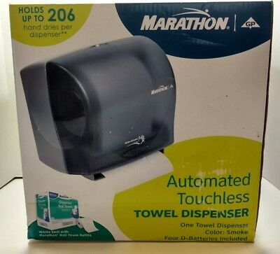 Marathon Roll Towel Dispenser Automated Touch-less NEW