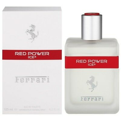 Ferrari Red Power Ice 3 40ml