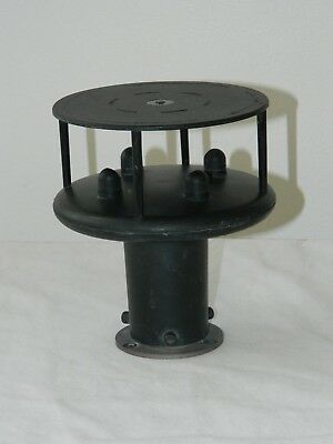 Maritime Navigational Instruments Antiques Hanshin Hta-1400 Wind Anemometer Speed Direction Force Combined Display