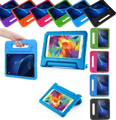 "Kids Shock Proof Foam Stand Case Cover For Samsung Galaxy Tab A 10.1"" T580 T585"