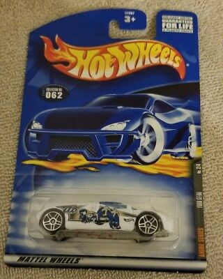 50097 2001 Hot Wheels #62 Anime Series 2//4 Ford GT-90