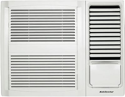 Kelvinator KWH15CME 1.6kW Cooling Only Window / Wall Air Conditioner