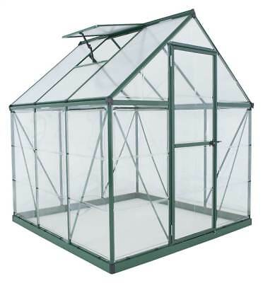 Hybrid Greenhouse in Frost Green Finish [ID 3470930]