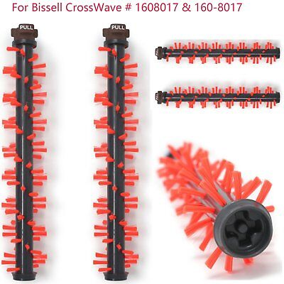 For Bissell CrossWave Models Brush Rollers Vacuum Cleaner Cleaning TOOLS 2pcs