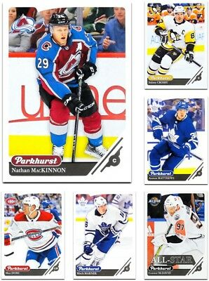 2018-19 Parkhurst **** PICK YOUR CARD **** From The BASE SET [1-200]