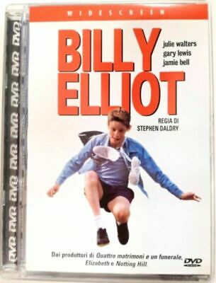DVD Billy Elliot Edición Restaurada Super Jewel Box Jamie Bell 2000 Usado Raro