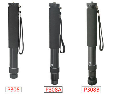 Extendable 8 Sections Aluminium Monopod for Camera DLSR SLR Canon Sony Nikon