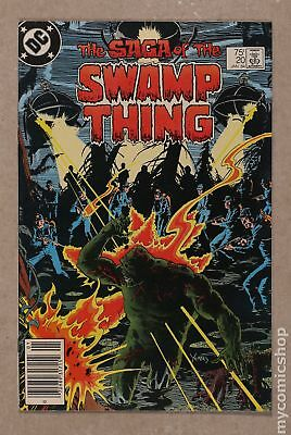 Swamp Thing (2nd Series) #20 1984 FN+ 6.5