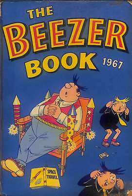The Beezer Book: Annual 1967, D C Thomson, Good Condition Book, ISBN