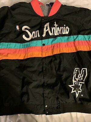 6a8435e1cd4 Authentic NBA Champion 90s San Antonio Spurs Warm-up Jacket Pants Size L