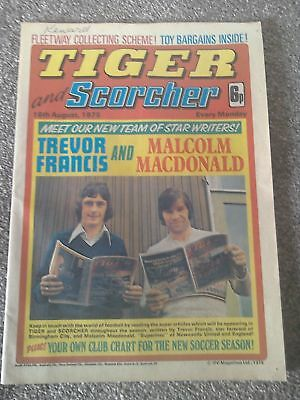 Tiger and Scorcher magazine
