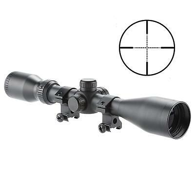 2.5-10X44 Mil-dot Tactical Rifle Scope Optics Optical Scope for Hunting US STOCK