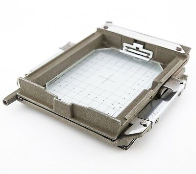 "Sinar Norma 4x5"" ground glass back / film holder"