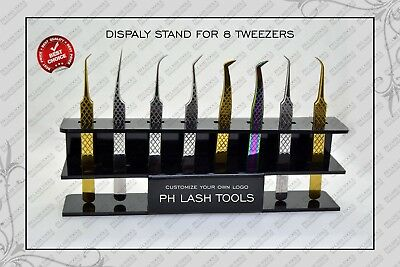 S Type Display Stand for Eye Lash Tweezers