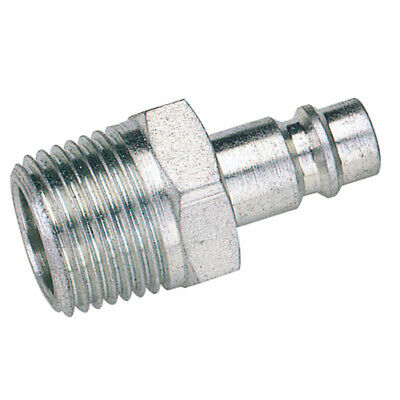 "1/2"" Bsp Male Nut Pcl Euro Coupling Adaptor (Sold Loose) Draper 54417"