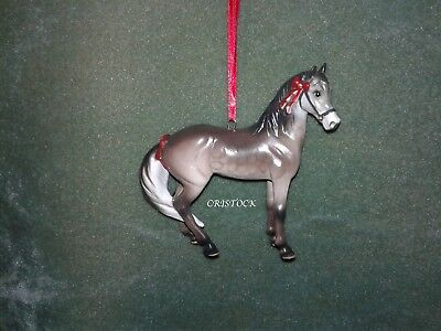 Breyer 2010 Beautiful Breeds Christmas Ornament With Box  - Welsh Pony - Nib