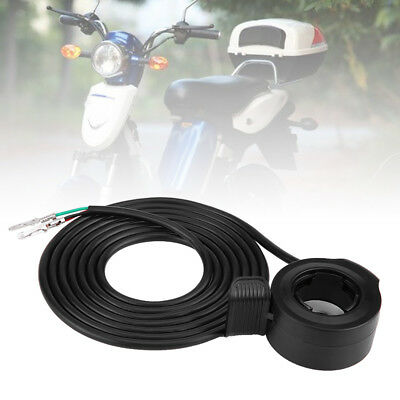 Universal Thumb Throttle Speed Control for E-Bike Electric Bike Scooter 3 Wires